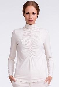Блузка белого цвета Sunwear U22