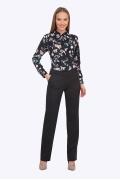 Классические брюки делового стиля Emka D001/giacinta