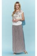 Летняя блузка из легкой дышащей ткани Zaps Kejsa