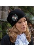 Женская шапка-бандана с бантом Willi Goplana