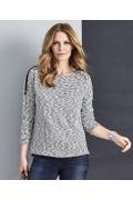 Блузка с люрексом Sunwear A12-4-53