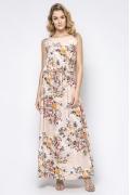 Летнее платье макси с цветочным рисунком Enny 230176