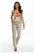 Летние льняные женские брюки Ennywear 210052