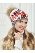 Молодёжная шапка Landre Доменика (10 цветов)