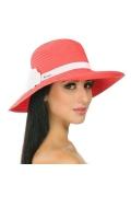 Коралловая шляпа Del Mare 001-41