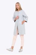 Пальто с рукавом 3/4 Emka R-005/saldana