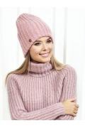 Светло-розовая шапка Landre Бона