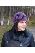 Женская шерстяная шапка Willi Setja