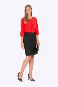Офисная юбка Emka Fashion 627-almaza