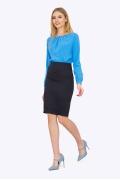 Офисная юбка-карандаш Emka S202-60/michaela
