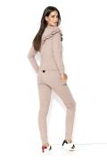 Стильный костюм блузка + брюки Numinou NU140