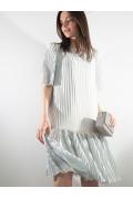 Плиссированное платье Emka PL1137/carsen