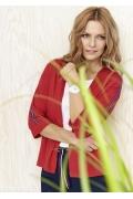Стильный трикотажный блейзер Sunwear Y24-4-07