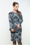 Трикотажное платье Issi Bravissimo 162533