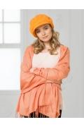 Объемная женская кепка Tonak Fontera