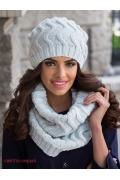 Тёплая шапка Kamea Alba
