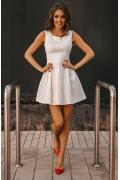 Женское платье из жаккарда Donna Saggia DSP-278-12