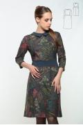 Платье с воротником Bravissimo 162548