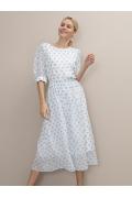 Шифоновое платье А-силуэта Emka PL1005/verona