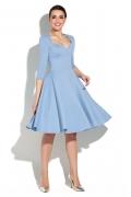 Платье с сердцеобразным вырезом Donna Saggia DSP-241-76t