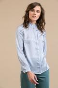 Блузка с мелким цветочным орнаментом Emka B2282/beverli