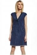 Летнее джинсовое платье Ennywear 230061