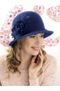 Женская шляпа с цветком Willi Fudel