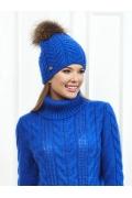 Синяя шапка Landre Ивонна