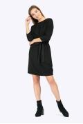 Чёрное платье Emka PL750/adeola