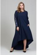 Длинное нарядное платье Donna Saggia DSPB-27-62