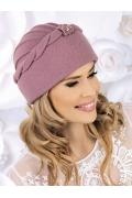 Женская шапка из вяленной шерсти Willi Rikki