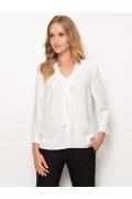 Белая блуза Sunwear Z46-4-08