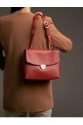 Красная сумка C019/about