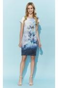 Летнее платье с цветочным принтом Zaps Beck