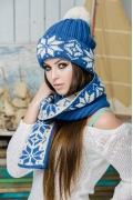 Комплект шапка и шарф SuperShapka Winter
