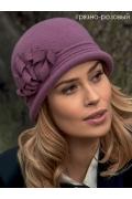 Шерстяная шляпка без полей Landre Arina