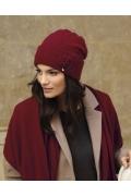 Женская шапка с отворотом Kamea Hawaje (зима 2020)