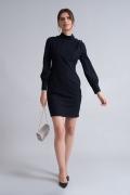 Черное платье Emka PL1060/zofia