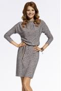 Приталенное платье Ennywear 220007