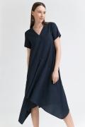 Платье темно-синего цвета Emka PL902/fedora
