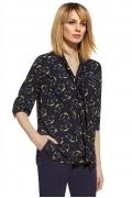 Летняя рубашка типа oversize Enny 230070