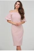 Платье трикотажное Donna Saggia DSP-314-17t