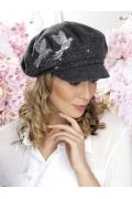 Женская кепка меланжевой расцветки Willi Onia