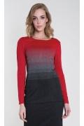 Приталенная блузка Zaps Sinope