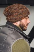 Красивая мужская шапка Supershapka Beanie