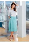 Летняя юбка TopDesign Premium PA7 39