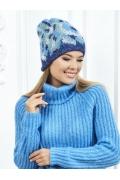 Сине-голубая шапка Landre Клэр