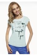 Женская футболка Briana 8810