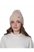 Женская теплая шапка из ангоры Landre Перла