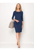 Платье синего цвета Sunwear ZS262-5-30